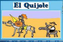 Cervantes- El Quijote
