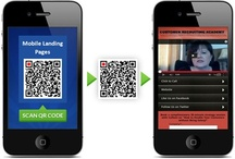 Mobile Landing Pages / Mobile Landing Pages are a great way to add Mobile Marketing into your business!