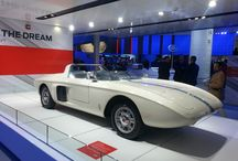 Model Concept Cars / Dream cars, Concept Cars, Protoypes, Experimental Vehicles, especially in miniature.