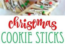 The Best Cookie Board / Fill your cookie jar up with all these delicious Cookie Recipes!