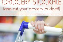 Groceries Budget ~ Grocery Shopping ~ Saving Tips ~ Grocery List ~ Meal Plan