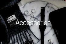 Accessories / Life is boring without accessories!