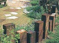 Separaciones jardines