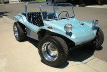 vw dunebuggy, vw 181 Thing