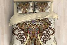 Mandala bed