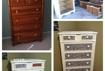 REFURBS <3 / Revue bushes furniture DIY