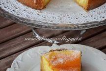 crostata di crema di ricotta e arancia