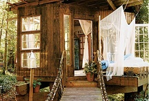 Outdoor hideaways / by Patricia Kaiser