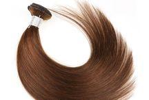 virgin hair weft