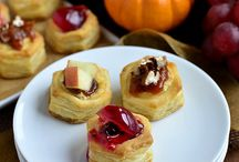 Party food (appetizers)
