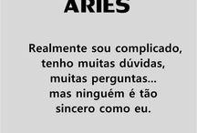 Meu signo, Áries