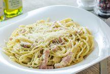 Paste & risotto / Paste in cele mai surprinzatoare combinatii