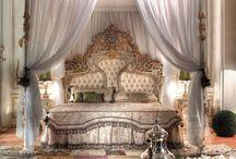 Pretty bedrooms / by Jenna Naldrett