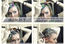 styling hår