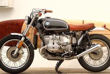 Cafe Racer / My favorite cafe racer bikes