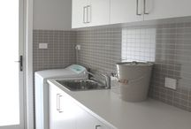 Bathroom & laundry renos