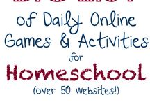 Homeschool age 6-7 Grade 1 / Homeschool ideas for children aged 6-7 years old i.e grade 1