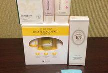 Korea cosmetics