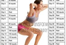 Workout and fitness health