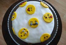 Emoji-synttärit, emoji birthday party