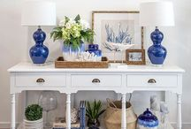 Hamptons Dream Board / Jenny and Barry Hall. Hamptons style renovation @ T.T. Gully