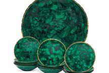 Malachite Bowls