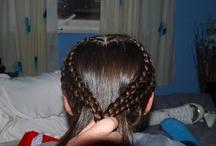 nails/hairs / hair and nails