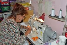 Max's Sewing Team