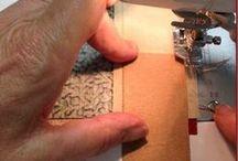 Arte em costura