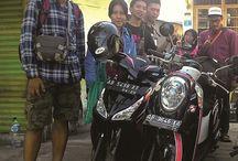 Sewa Motor Jogja Stasiun Lempuyangan / Sewa Motor Jogja di Dekat Stasiun Lempuyangan