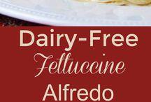 Non dairy recipes