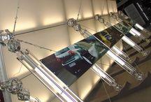 VOLKSWAGEN dealer exhibition booth