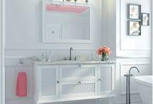Ванные комнаты и мебель