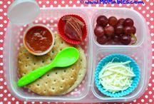 Lunch ideas / by Betsy Goddard