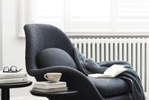 MODERN ORIGINALS BY FREDERICIA FURNITURE / Danish brand Fredericia creates 'The Modern Originals' – high quality, timeless pieces of furniture that are carefully crafted and built to last a lifetime. Their designs are finely crafted armchairs that you can sink into, leather sofas that get softer and softer with wear, and multipurpose, solid wood tables that you can pass down through generations.