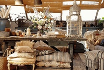 Displays I Love... Home, Shop, Show / SISTERS ANTIQUES