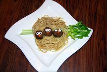 Fun with food art / by Home Art Studio