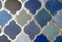 Cortijo azulejos