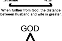Further from God in marriage