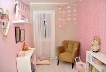 Michelle's nursery room