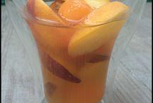 Jus de fruits, smoothies et soupes / Jus de fruits, smoothies et soupes du blog Les Petites Chouquettes