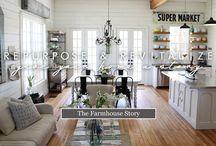 Chip and Joanna / Country/Farmhouse decor
