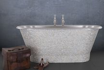 Decorative Baths From Hurlingham / A selection of the more ornate and highly decorative baths we can offer!