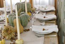 MyStyle Romantic Thanksgiving Home / by Ilene Farmer-anderson