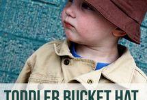 toddler bucket hat