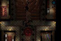 RPG Grid - Gebäude