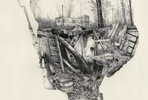 Drawings / by Kate Gorman