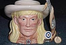 Royal Doulton Heads and Figures