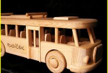 Autobus Hračka