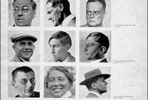 Bauhaus portré